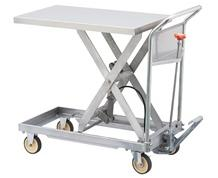 HLH STAINLESS STEEL HYDRAULIC LIFT CARTS