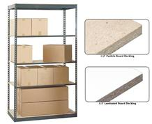 200A SHELVING - COMPLETE 5 SHELF UNITS