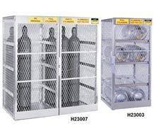 CYLINDER STORAGE LOCKERS